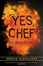 Books Set in Sweden: Yes, Chef by Marcus Samuelsson. sweden books, swedish novels, sweden literature, sweden fiction, swedish authors, best books set in sweden, popular books set in sweden, books about sweden, sweden reading challenge, sweden reading list, stockholm books, gothenburg books, malmo books, sweden packing list, sweden travel, sweden history, sweden travel books, sweden books to read, books to read before going to sweden, novels set in sweden, books to read about sweden