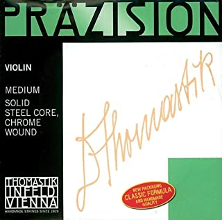thomastik prazision violin strings