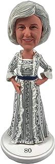 Regalo di Natale personalizzato della nonna Regalo di Natale della nonna Personalizzato Bobble Head Madre Natale Madre Com...