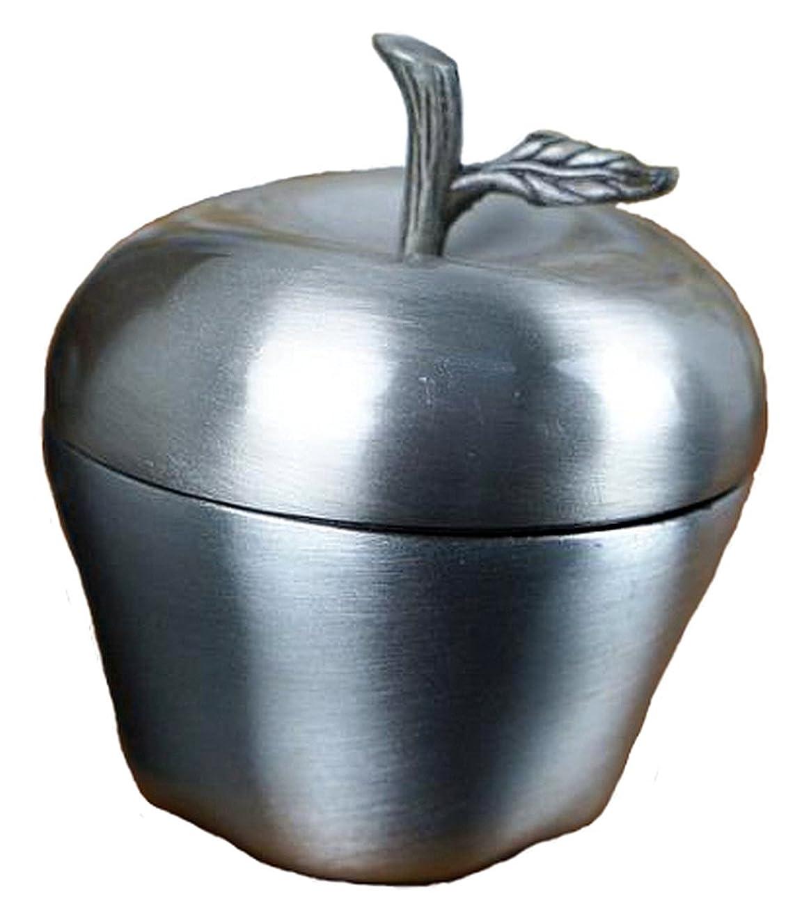 爆弾セーブパトワJ11 アップル型 アンティーク ジュエリーボックス 宝石箱 アクセサリー ケース 小物入れ ボックス コレクション インテリア (アップル)