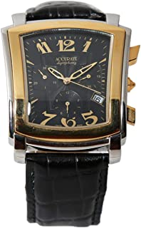 Casual Watch for Men by Accurate, Multi Color, Round, AMQ1752L