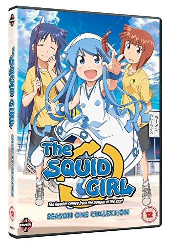 Squid Girl-The Season 1 (2 DVD) [Edizione: Regno Unito] [Import]