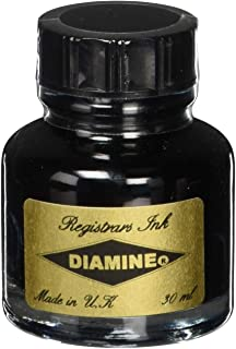 Diamine 30 ml Bottle Fountain Pen Ink, Registrar's Ink