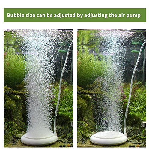 Small Bubbles and Ultra-High Dissolved Oxygen for Hydroponics