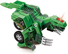 Vtech Switch & Go Sabre el tericinosaurio - Figura transformable