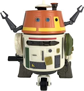 Galaxy's Edge Star Wars Chopper Wind Up Droid Toy with Sound Effects