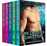 Bargain eBook - The Vampire Coalition