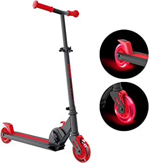 Yvolution Neon Vector Scooter Red