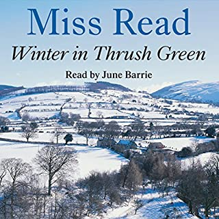Winter in Thrush Green cover art