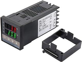 Cyfrowy regulator temperatury PID REX-C100FK02-V * AN termostat termostat wyjście SSR z funkcją alarmu