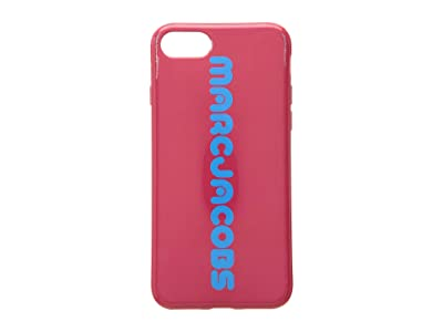 Marc Jacobs Sport iPhone 8 Case (Hot Pink Multi) Cell Phone Case