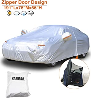 enclosed car cover