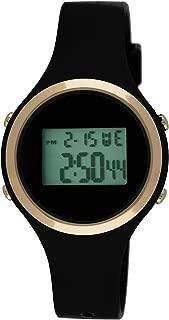 Moulin Ladies Digital Jelly Watch Black #03158-76628