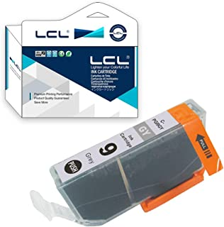 LCL Compatible Ink Cartridge Replacement for Canon PGI-9 PGI-9GY Pro 9500-Mark II 9500 (1-Pack Grey)