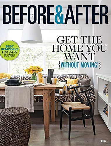 Before & After: Remodels For Every Budget (English Edition)