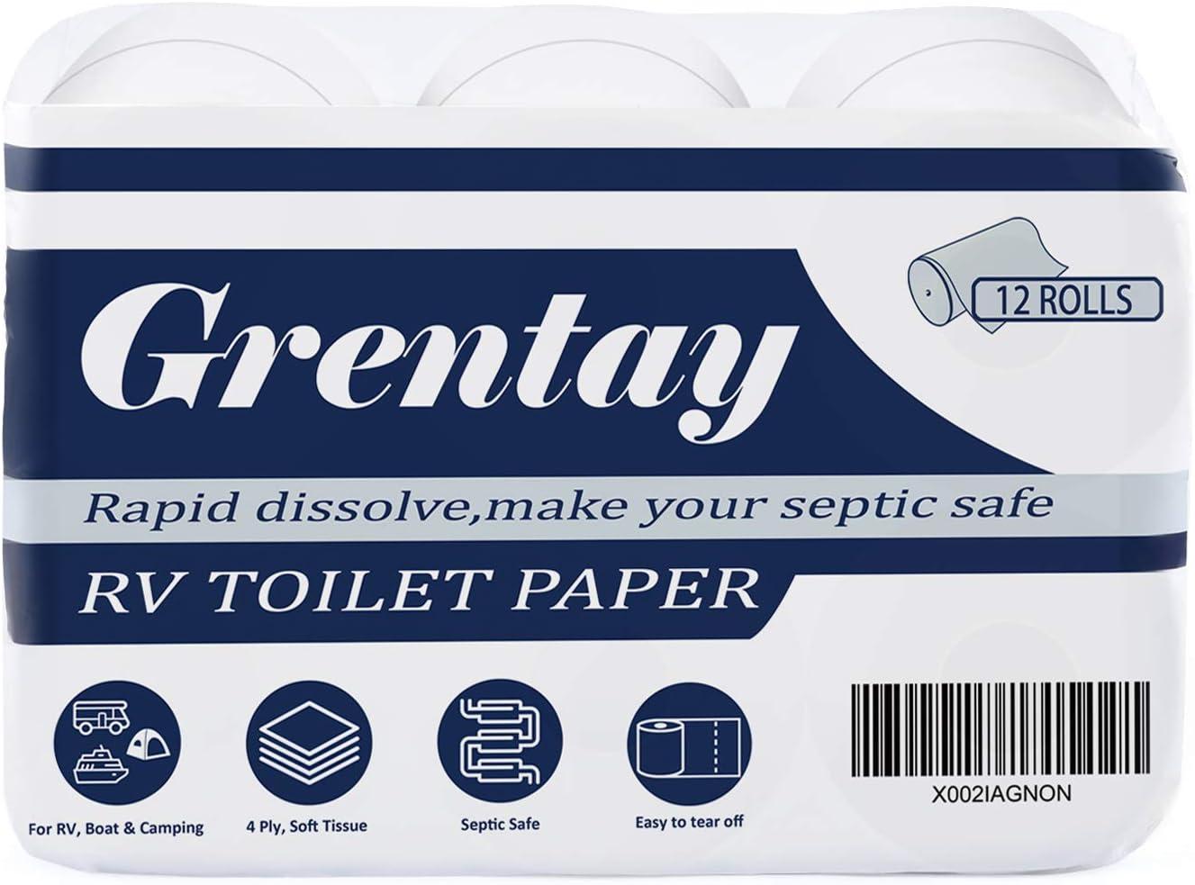Grentay RV Toilet Paper
