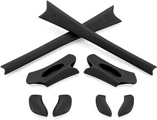 Revant MaxGrip Temple Sleeve/Nose Pad Kit for Oakley Flak Jacket