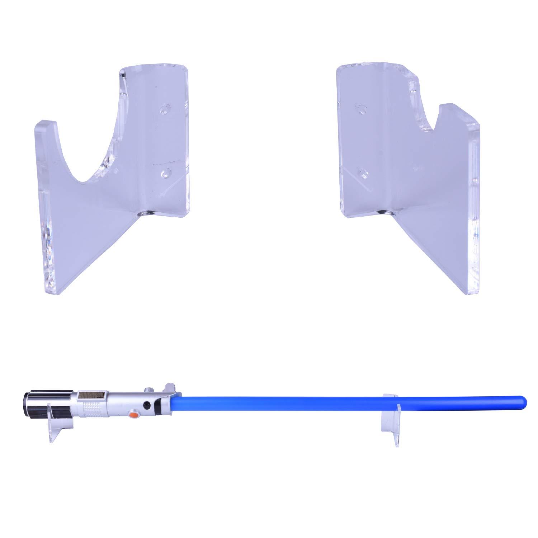 Lightsaber Horizontal Wall Rack For Star Wars Holder Lightsaber Holder