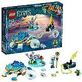 LEGO Elves - Naida y la Emboscada de la Tortuga del Agua, Juguete de Construcción de Aventuras Elficas (41191) ,...