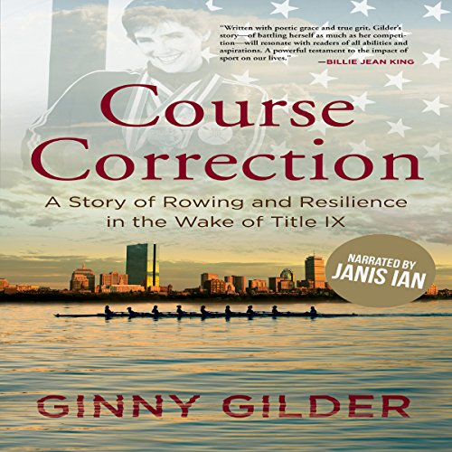 Course Correction audiobook cover art