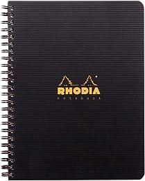Rhodia 119910C - carnet à reliure intégrale (spira