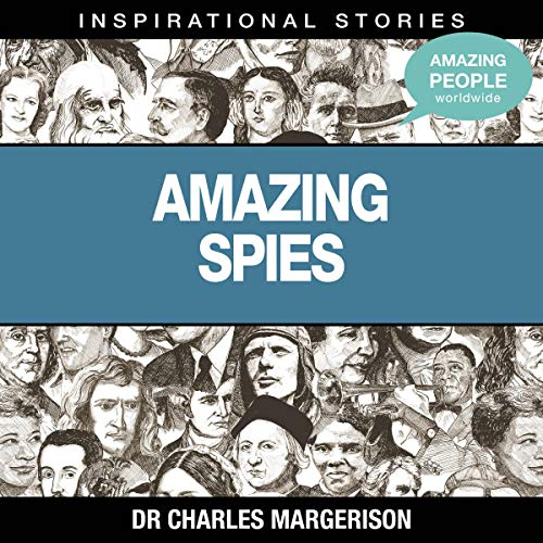 Amazing Spies cover art