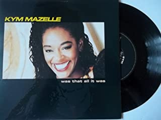 KYM MAZELLE Was That All It Was UK 7