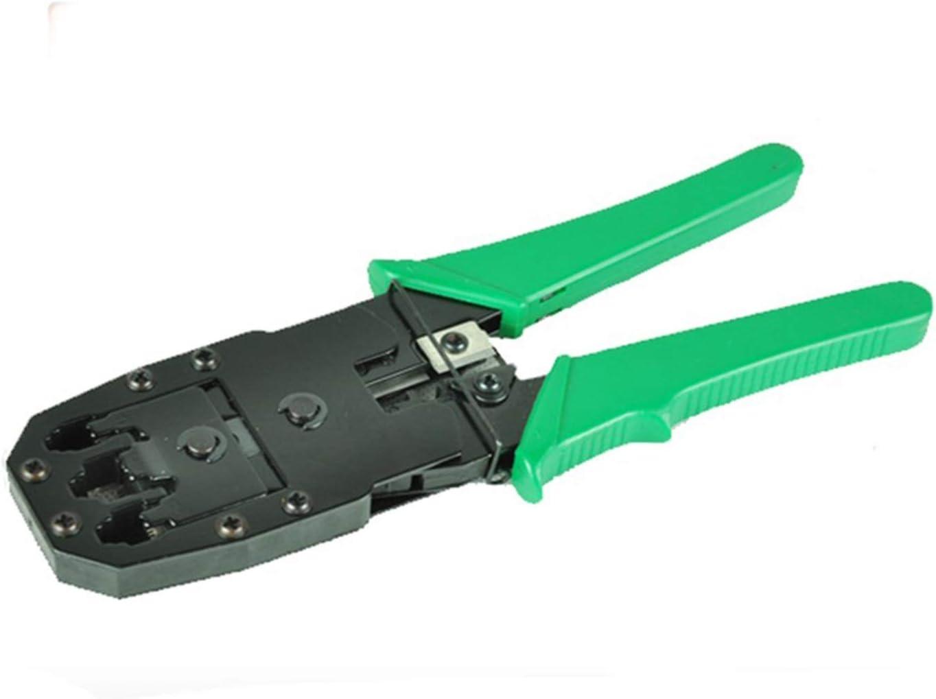 lifebea Crimping Tool Battery Max 55% OFF Overseas parallel import regular item Lug RJ1 RJ10 Crimper RJ45 4p