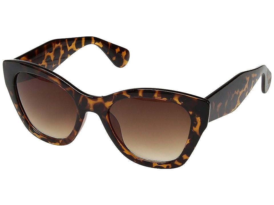 Steve Madden Madden Girl MG899104 (Tortoise) Fashion Sunglasses