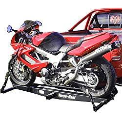 Travel & Roadway Product Automobiles & Motorcycles Fine High Performance Suv 4x4 Universal Safety Tow Type Rear Motorcycle Rack/ Hitch Mount Motorcycle Carrier Frame/car Accessories