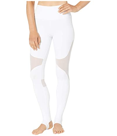 ALO High-Waist Coast Leggings (White) Women