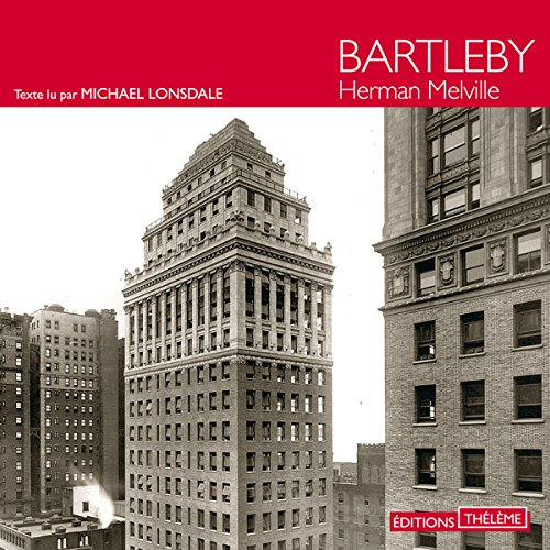 Bartleby [French Version] audiobook cover art