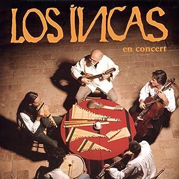 Los Incas en Concert