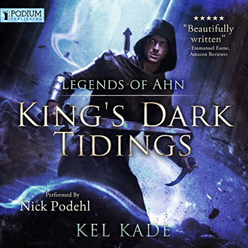 Legends of Ahn audiobook cover art