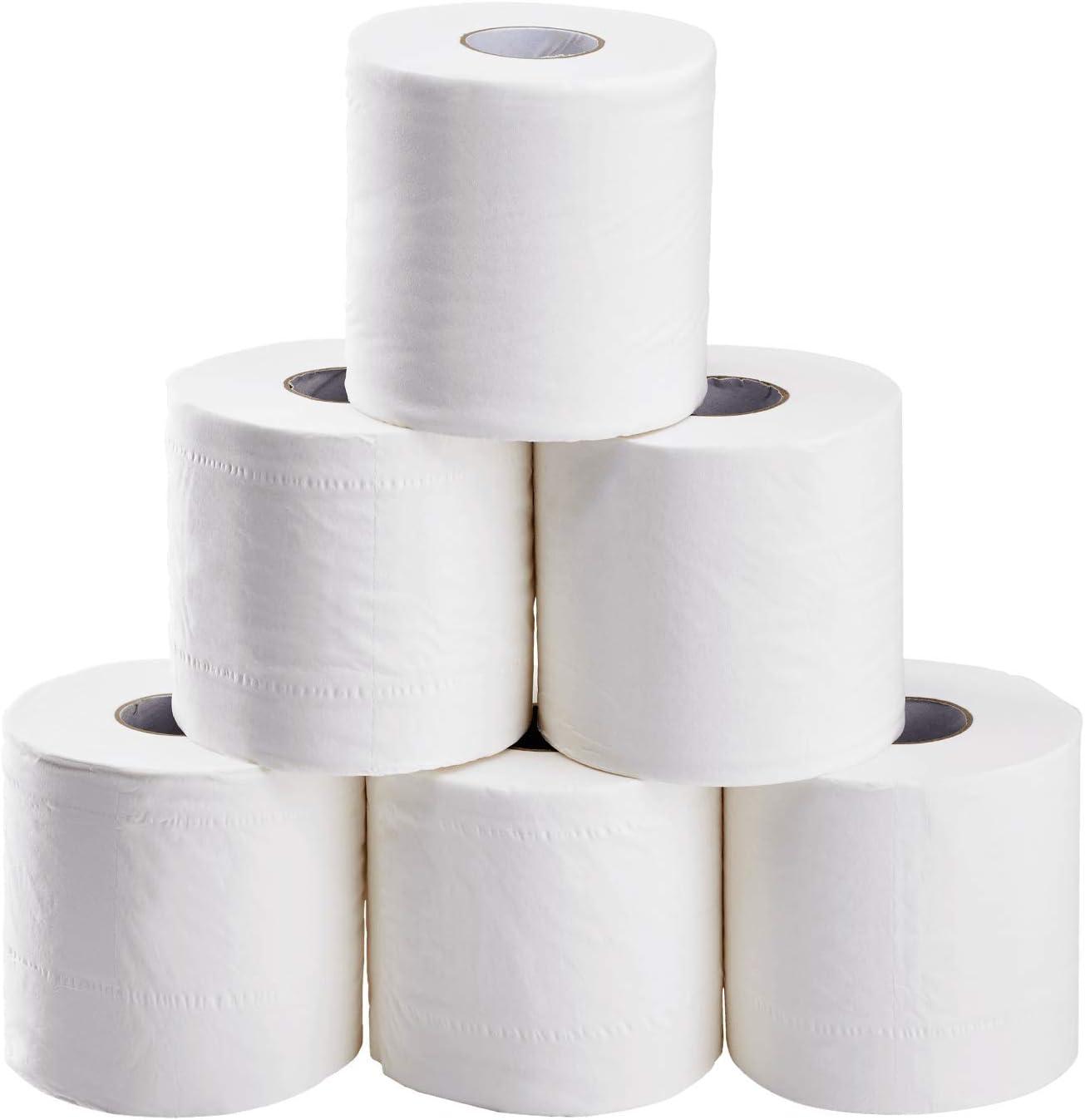 Karat 2-ply Toilet Tissue Roll - Rolls Seasonal Wrap Introduction Sheets 48 400 Max 83% OFF