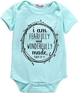Newborn Baby Girl Bunny Easter Outfits Short Sleeve Romper Ear Hat 3Pcs Outfits Flare Pants