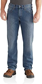 Men's Rugged Flex Relaxed Fit 5-Pocket Jean