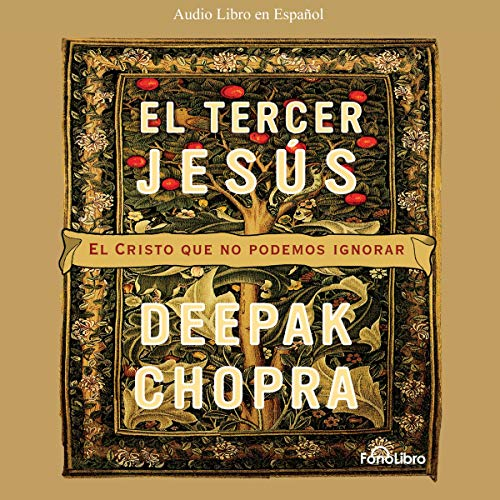 El Tercer Jesus [The Third Jesus] audiobook cover art