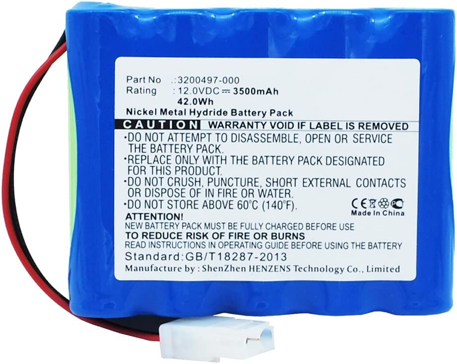 Synergy Digital Medical Battery Compatible with Carefusion 1604 Max 51% OFF Free shipping New