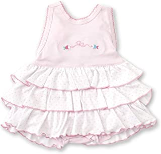 Lucoo Toddler Baby Girls Cherry Print Lace Romper Jumpsuit Bodysuit Headband Set Outfit Clothes