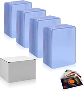 Ultra Pro 3 X 4 Top Loaders Clear Sleeves for Collectible Trading Cards Collect Baseball, Cartoon, Basketball, Football, H...