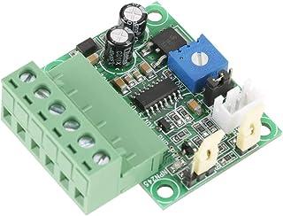 Wal front 0-5V/0-10V Converter Module Analog Input Voltage to 0-100% PWM Signal 2KHZ-20KHZ