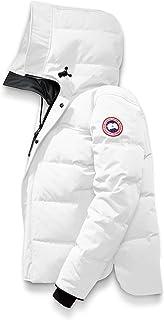 [カナダグース] CANADA GOOSE Men`s Macmillan Slim Fit Down Jacket メンズパーカー [North Star White] [並行輸入品]