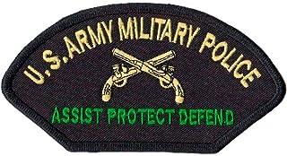 Patch Bordado Policia Militar do Exercito Us Army EX10143-341 Termocolante Para Aplicar
