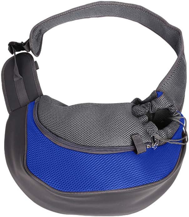 Pet Sling Carrier Bag Hand- Free Travel Outdoor Cat It sold out is very popular Shoulder Dog