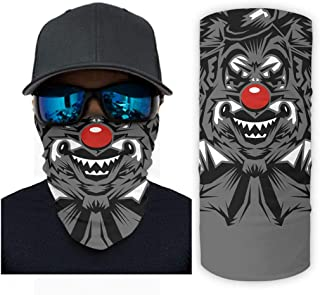/universel de protection de r/éservoir pour moto de R/éservoirs Tankpad 3D 501670/Clown dHorreur/