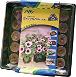 Jiffy All-In-One Mini Greenhouse (Case of 16)