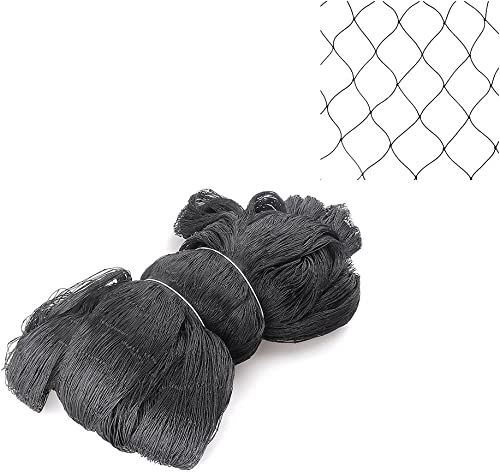 2021 Mallofusa 50 x 50 Ft Bird new arrival Netting Poultry Net for Bird Poultry Aviary Game Pens Plant Protection 2¡± online sale Square Mesh Net sale