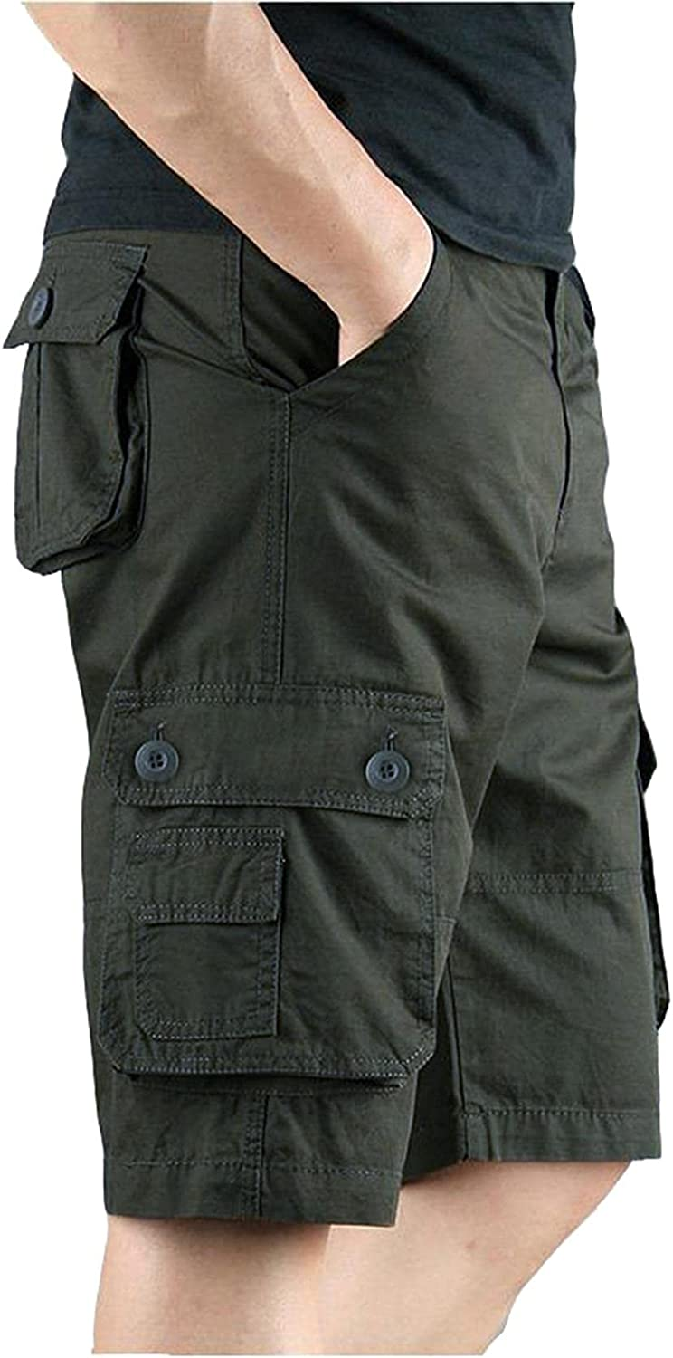 Huangse Oversize Cargo Shorts Men Waterproof for 70% OFF Outlet Max 79% OFF Tactical