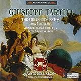 Tartini: Violin Concertos, Vol 7